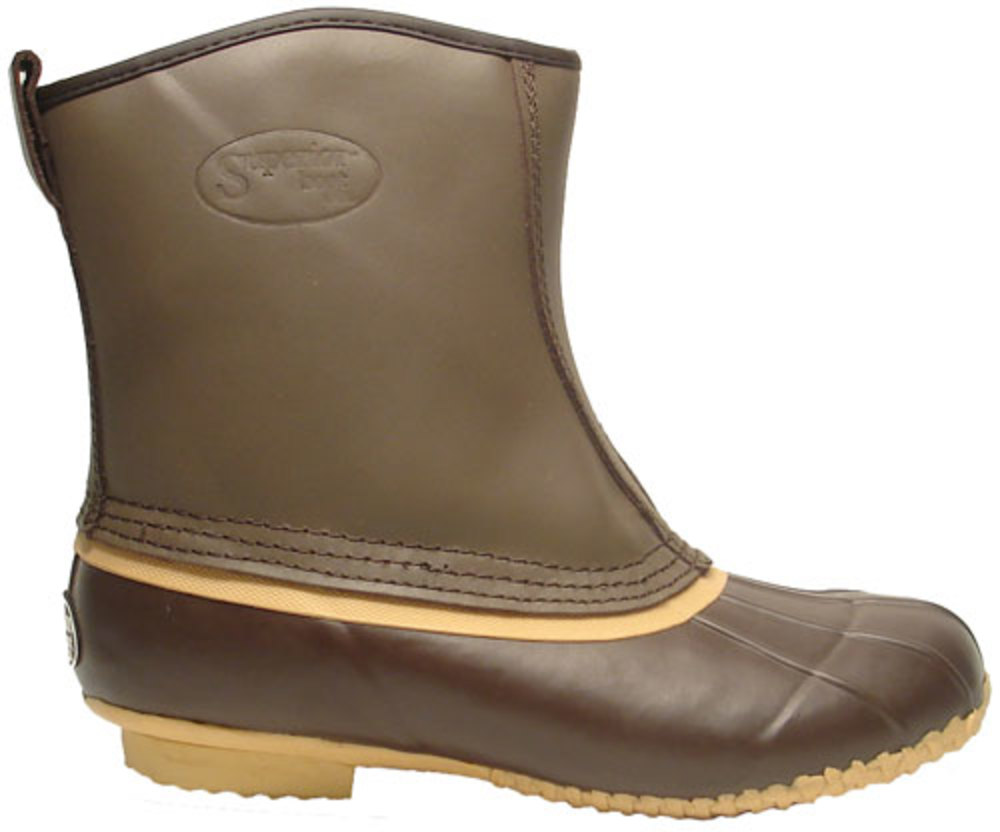 Superior Boot Co Women Duck Boots by AGS Footwear
