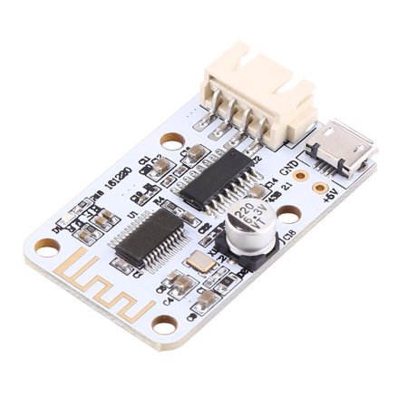 Zerone Mini Digital Amplifier Board USB Power Supply 3W+3W Bluetooth Audio Receiver for Speaker , Dual Channel Power Amplifier, Power Amplifier