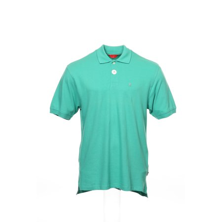 Izod Est.1937 Light Green Polo Shirt Golf , Size Large ()