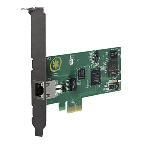 Digium 1 Span Digital T1/E1/J1/PRI PCI Card with Hardware Echo Cancellation 1TE134F