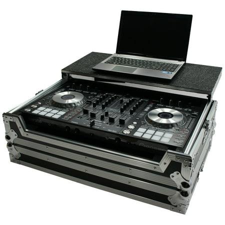 Harmony HCDDJSXLT Flight Ready Glide Laptop Stand Tray DJ Case Pioneer DDJ-SX3