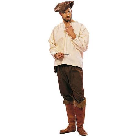 Renaissance Peasant Adult Male Costume