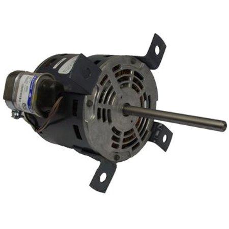 Penn Vent Electric Motor  Hf2k030n  3 4 Hp  600 1750 Rpm  115 Volts   63752 0