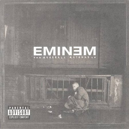 The Marshall Mathers Lp  Explicit