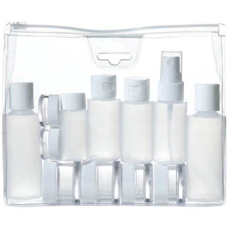 Travel Smart By Conair Ts333tb 13-Piece Travel Bottle Set