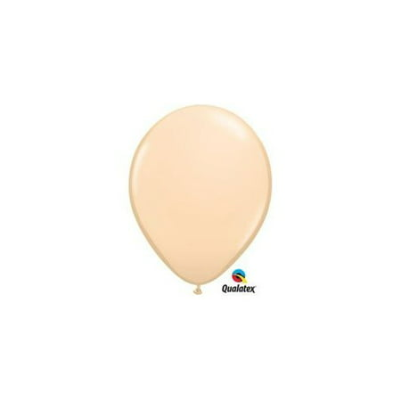 Qualatex 5 Round Balloons Blush Pack Of 100 Walmartcom
