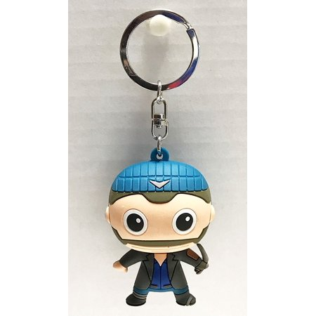 Suicide Squad DC Figural Keyring Keychain Joker Boomerang