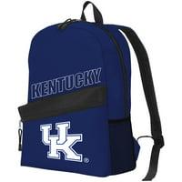 """NCAA Kentucky Wildcats """"Crossline"""" Backpack, 16.5"""" x 6"""" x 12"""""""