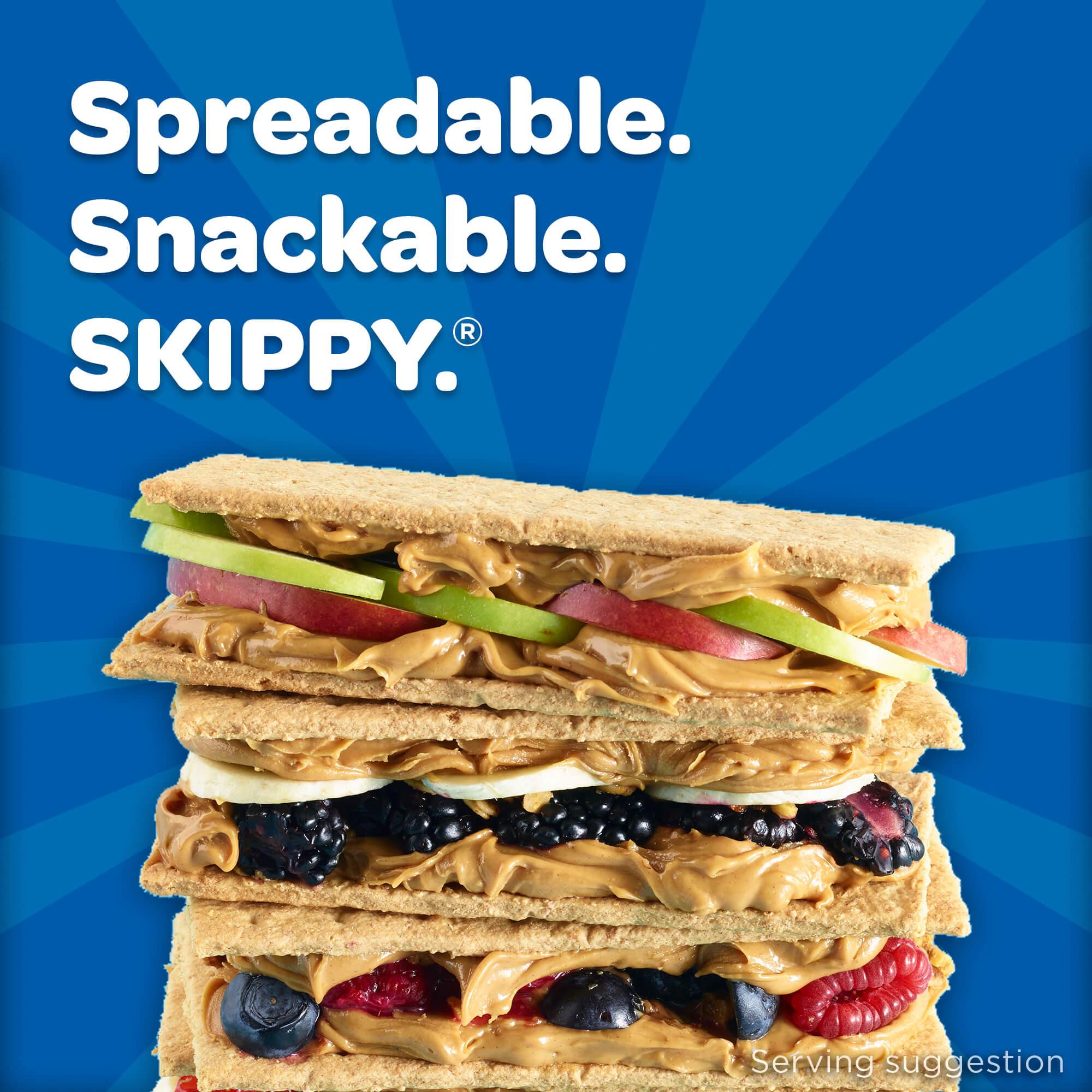 Skippy Super Chunk Peanut Butter, 16.3 Ounce