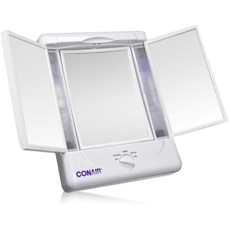 Conair Illumina Collection Two Sided Lighted Make Up Mirror