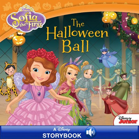 Sofia the First: The Halloween Ball - eBook