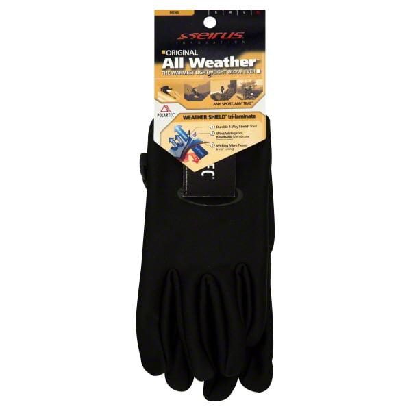Seirus Innovation Mens Stitch Cold Weather Winter Glove