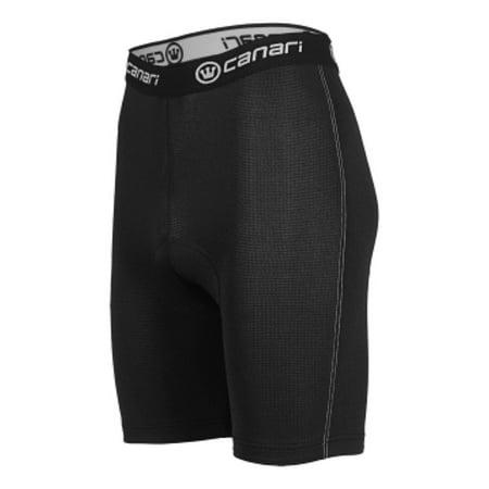 Infinity Cycling Bib Short (Canari Cyclewear Mens Gel Brief Cycling Short Liner -)