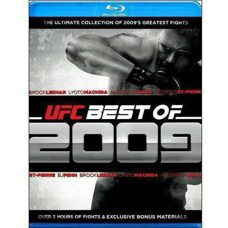 UFC: Best Of 2009 (Blu-ray) (Widescreen)