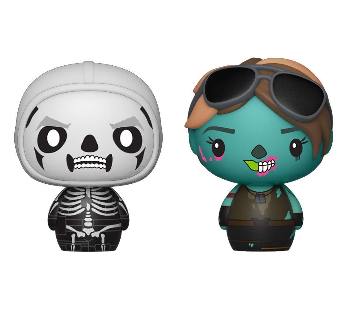 "FunKo PSH: Fortnite - Skull Trooper & Ghoul Trooper 1.5"" Figure, 2-Pack"