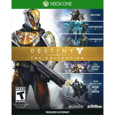 Destiny Collection, Activision, Xbox One, 047875879713