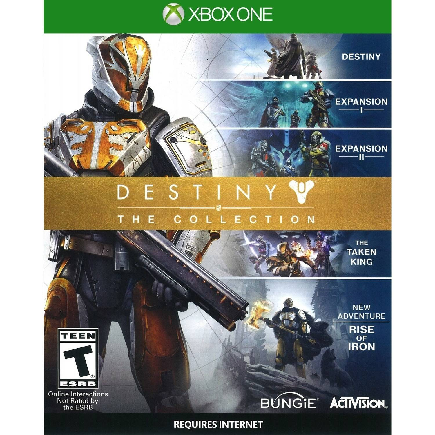 Destiny The Collection (Xbox One) Activision, 47875879713