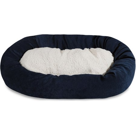 40-inch Villa Collection Sherpa Bagel Bed