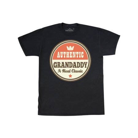 Grandaddy Vintage Fathers Day Gift Idea T-Shirt ()