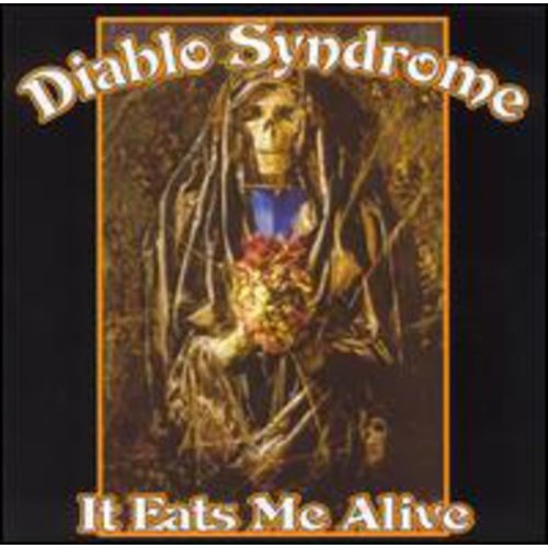 Diablo Syndrome - It Eats Me Aliive [CD]