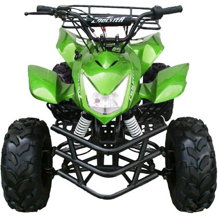 Coolster 3125A with Fully Automatic W/Reverse Sport Utility 125CC ATV   Remote Control