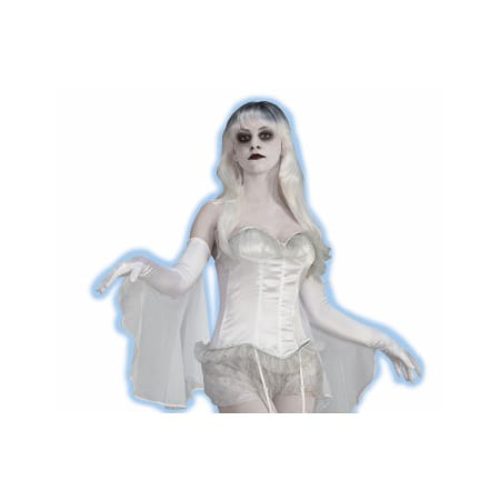 Corset Costume Ideas For Halloween (GHOST-CORSET)