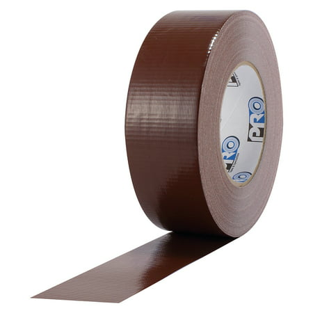 Pro Tapes Pro Duct 110 General Purpose Grade Duct Tape: 2 in. x 60 yds. (Brown)