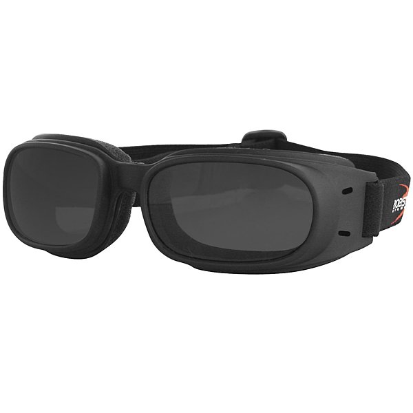 Bobster Piston Goggles Black/Smoke