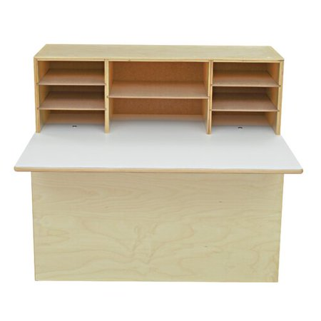Childcraft Plywood 21'' Multi-Student Desk