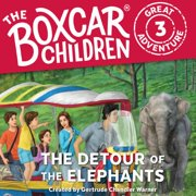 The Detour of the Elephants - Audiobook