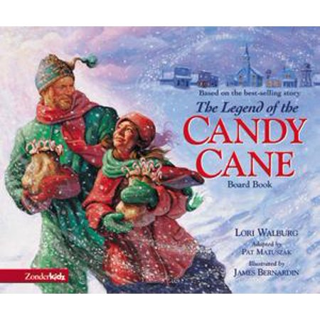 Legend of the Candy Cane - eBook