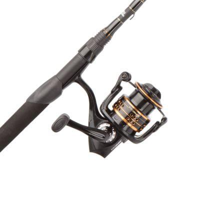 Abu Garcia Pro Max Spinning Reel and Fishing Rod Combo
