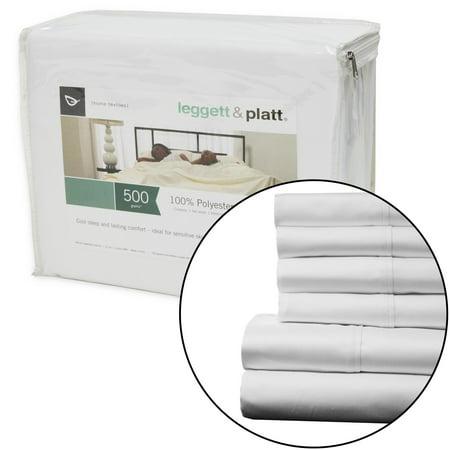 Fashion Bed Group Sleep Plush + Micro Sheet Set