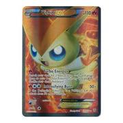 Pokemon Black & White Plasma Storm Single Card Rare Holo Ex Victini-EX #131 by