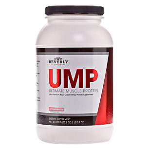 Beverly International Ultimate Muscle Protein - Strawberry - 32.8 oz