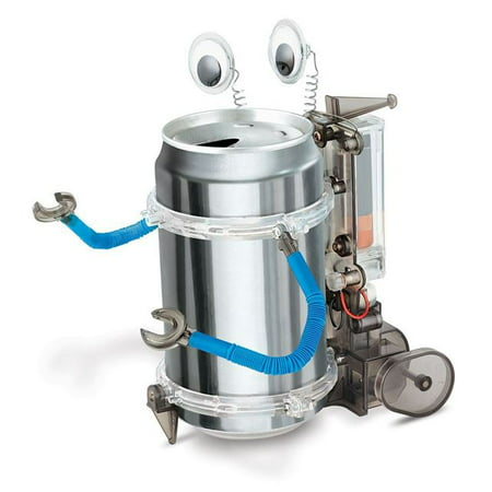 4M Tin Can Robot Science Kit, 1 Each (Robot Poli)
