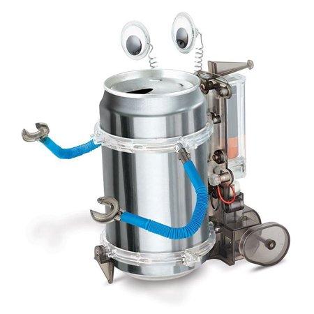 4M Tin Can Robot Science Kit, 1 Each (Robots For 4 Year Olds)