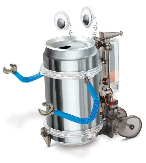 4M Tin Can Robot Science Kit, 1 Each