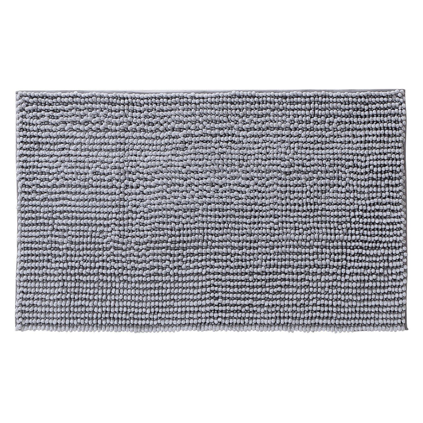 VCNY Home Solid Heathered Noodle Bath Rug, Multiple Colors and Sizes Available by VCNY Home