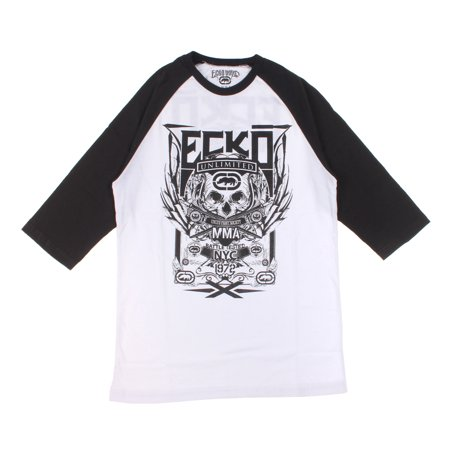 Ecko Unltd. MMA Men's Drive By Raglan T-Shirt