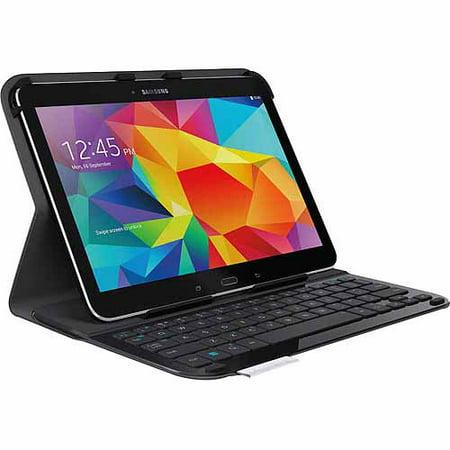 Logitech Keyboard Folio for Samsung Galaxy Tab 4 10.1 by