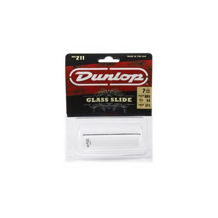 - Dunlop 211 SI Glass Slide Heavy