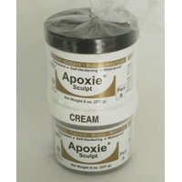 Apoxie Sculpt - 1 Lb. Natural - Light Gray Epoxy Clay