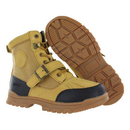 f562bed16 Polo Ralph Lauren Colbey Boots Boy s Preschool Shoes Size - Walmart.com