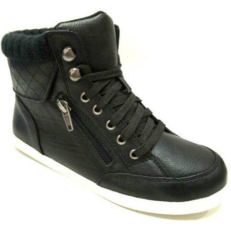 Faded Glory Women's High Top Canvas Shoe