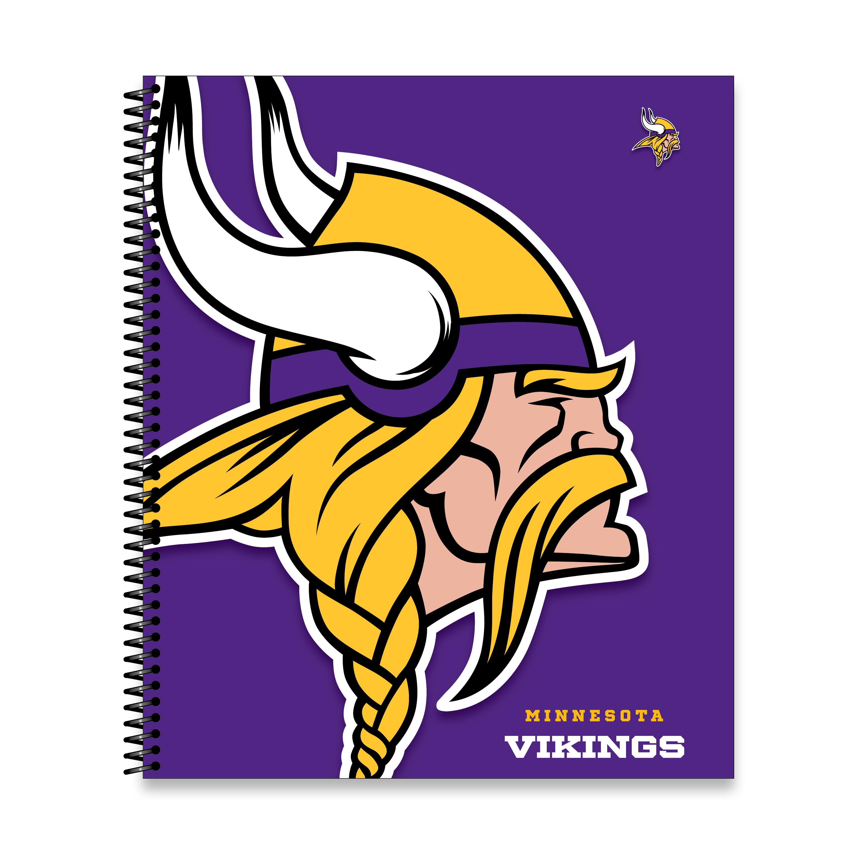 5sub Ntbk Cl3 Minnesota Vikings
