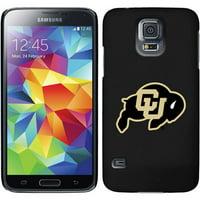 University of Colorado CU Buffalo Design on Samsung Galaxy S5 Thinshield Case by Coveroo