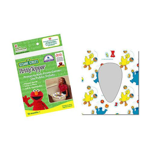 Neat Solutions Sesame Street  Potty Topper - 1 count