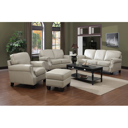 Bundle-88 At Home Designs Uptown Living Room Collection (5 Pieces)