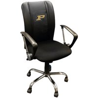 Purdue Boilermakers Curve Task Chair - No Size
